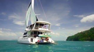 OCEAN 70 - Blue Lagoon Catamaran - Asia Marine Phuket
