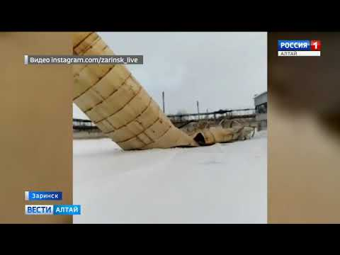 Алтайский край после снежной бури: рассказываем и показываем, что случилось во время непогоды