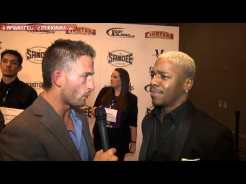 Red Carpet Interview with Sisqo @MMA Awards