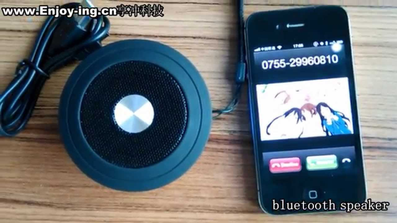 Coloful Mini Bluetooth Speaker How To Set Up Play Musicvideofm And Musik Box Answer Callphone