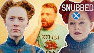 Mary Queen of Scots Film INSULTS SCOTLAND !!!