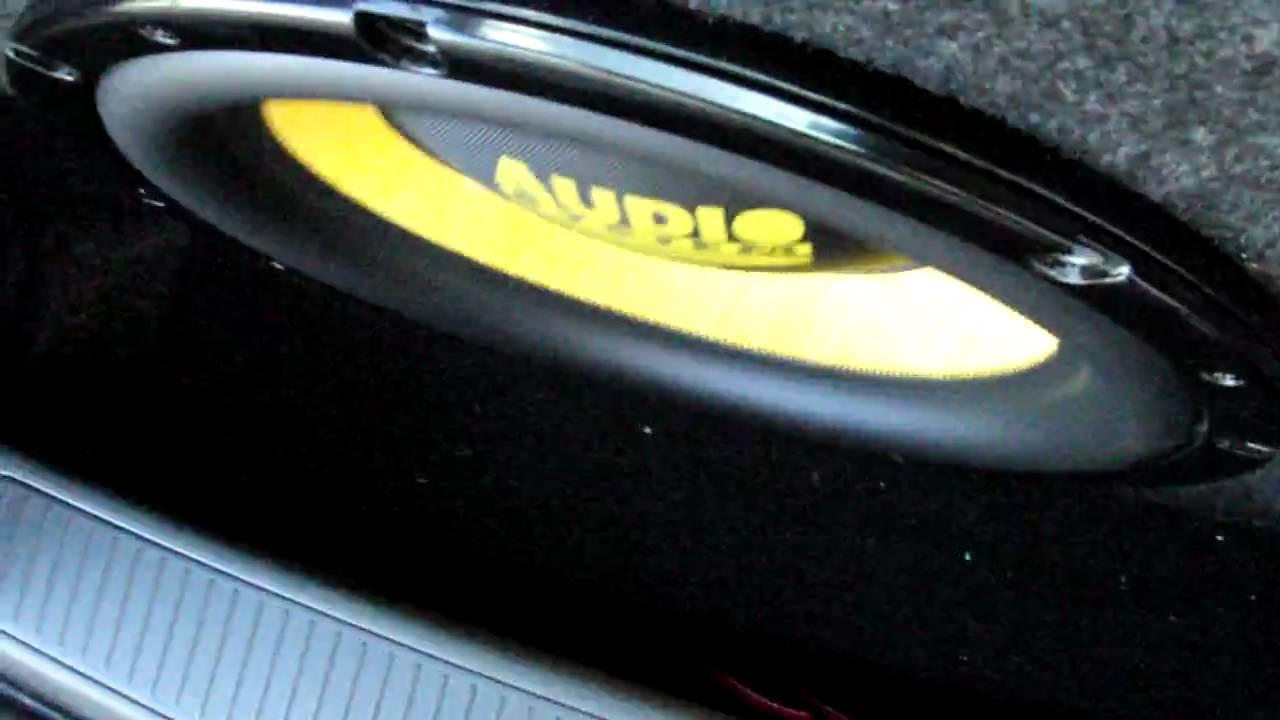 Audio System Helon 12 Spl Punto Youtube