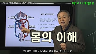[마방] 2) 몸의 이해 / 사상체질 자연건강법-남경우 생생식품연구소 소장