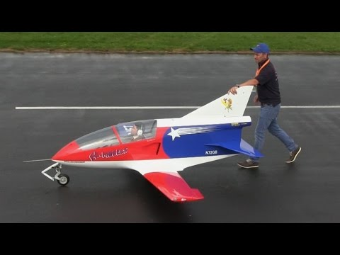 RC BD-5 J - Jet Power Messe 2014