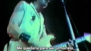 The Clash - Safe European Home (Subtitulos Español)