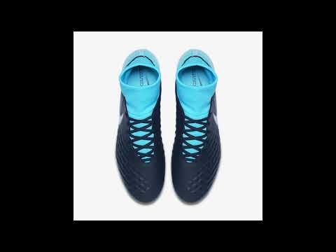 7327d38b3 NIKE MAGISTA ONDA II DYNAMIC FIT FG fire and ice pack - YouTube