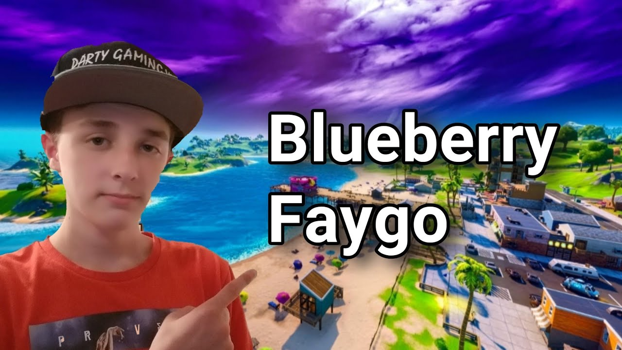 Blueberry faygo🍇/Fortnite Mobile Montage/Android