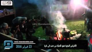 بالفيديو| في غزة.. العرس البدوي يعود للحياة