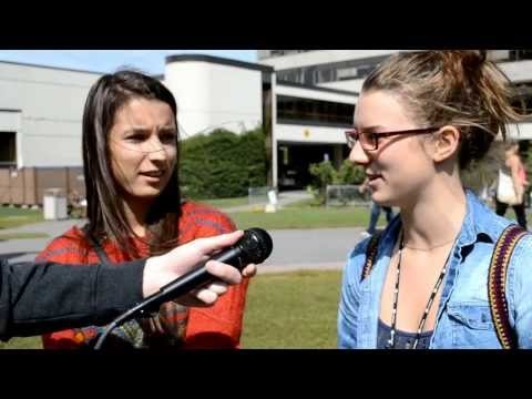 University of Ottawa Campus! Questions for Students