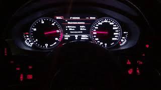 Audi A6 BiTdi stage 1 remap acceleration 0-100km/h
