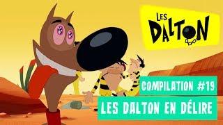 Les Dalton -  Les Dalton en délire - Compilation HD