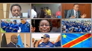 URGENT JANETTE KABILA AKOMI NANI NA CONGO PONA A D'ESARME BA SOLDATS
