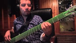 Michael Jackson & Justin Timberlake - Love Never Felt So Good COVER BASS