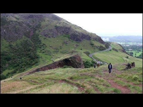A Hillwalker's Guide to Edinburgh