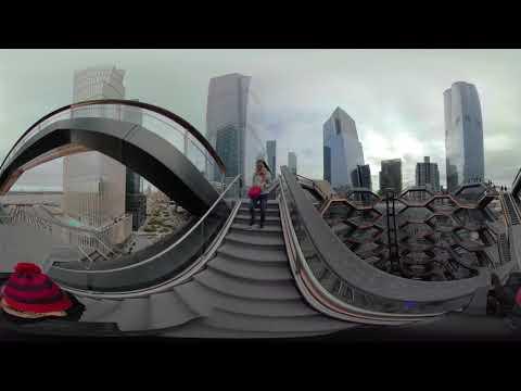 The Vessel, New York 360 VR tour