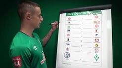 Werder-Expertentipp 29. Spieltag 19/20