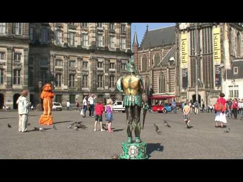 Amsterdam in Spring time (HDTV, 1280 x 720)