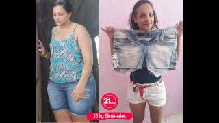 Alessandra - Campeã do Desafio da Dieta  21 dias 2019