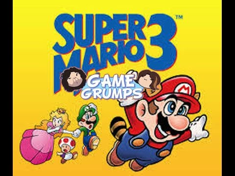 Game Grumps Super Mario Bros. 3 Best Moments Part 1