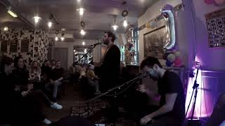 Anthony James Acoustic Live Performance - Bring Me Down (with Nuno. - Session Drummer)