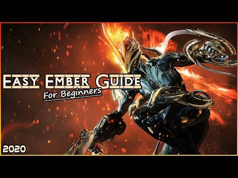 Easy Ember Guide    Warframe Ember Guide 2020