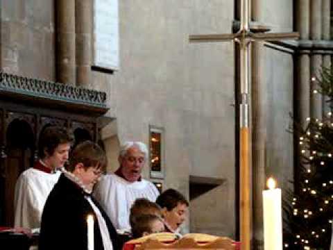St.James' church choir Grimsby - George ED - YouTube