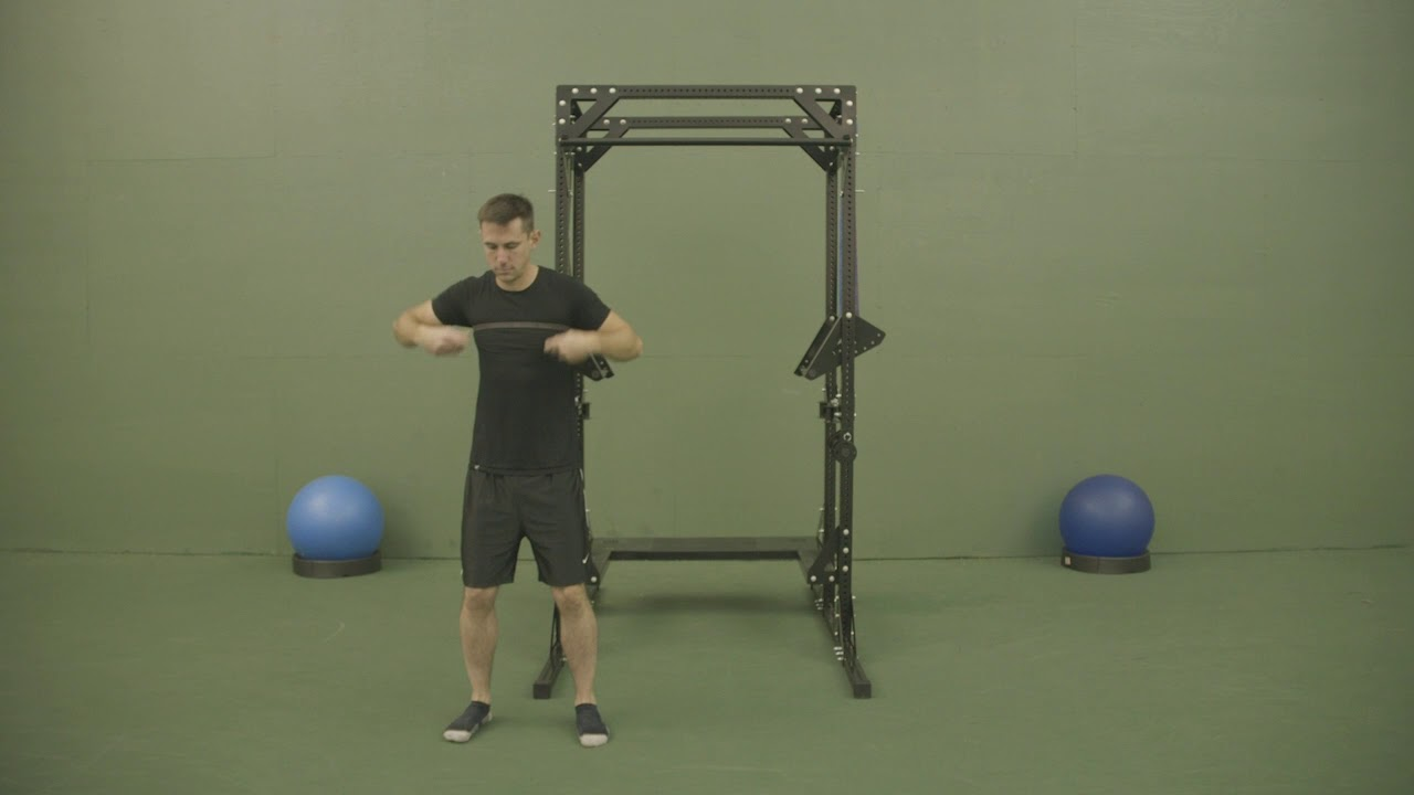 Standing Stabilization Planks