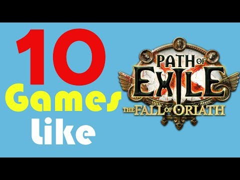 ★ 10 Games Like Path Of Exile ★