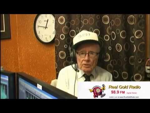 Clif Martin part 1 with Jim Cox on The New 98 9 Real Gold Radio
