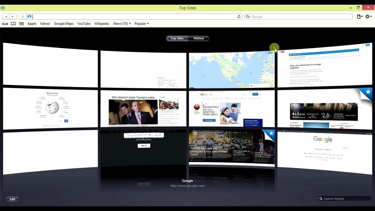 How To Make Google My Homepage?