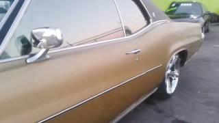 1970 BUICK WILDCAT 455.4 POLICE INTERCEPTOR  MOTOR EXTRA CLEAN FOR SALE