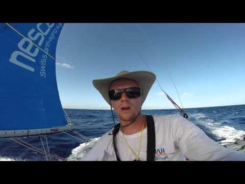 Patrick Girod - Teaser Mini Transat Iles de Guadeloupe 2015