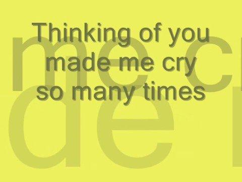 ~My will english lyrics~