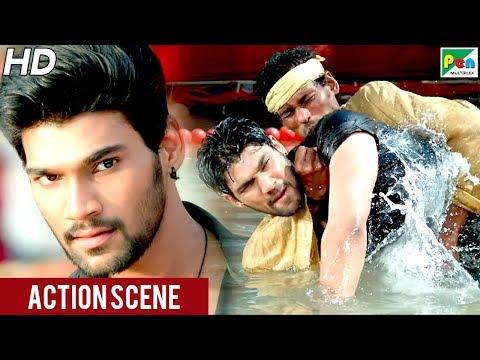 Bellamkonda Srinivas Action Scene | Mahabaali – Kabbadi Fight Scene | Alludu Seenu