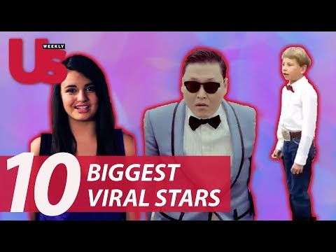 The 10 Most Viral Stars of All Time