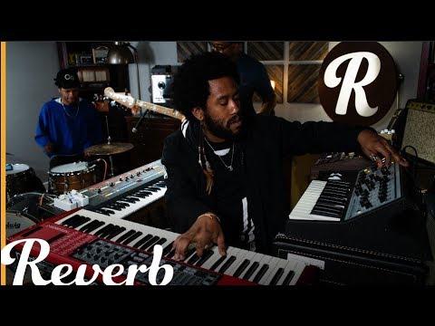 Stix & Peter Cottontale (Chance The Rapper) Create Community Jam Night | Reverb.com