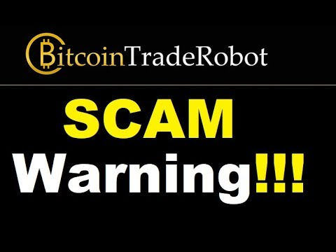 Bitcoin Trade Robot Review: PATHETIC SCAM (Waste Of Money!)