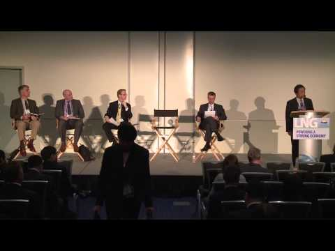 LNG in BC Conference 2014: Global Competitiveness