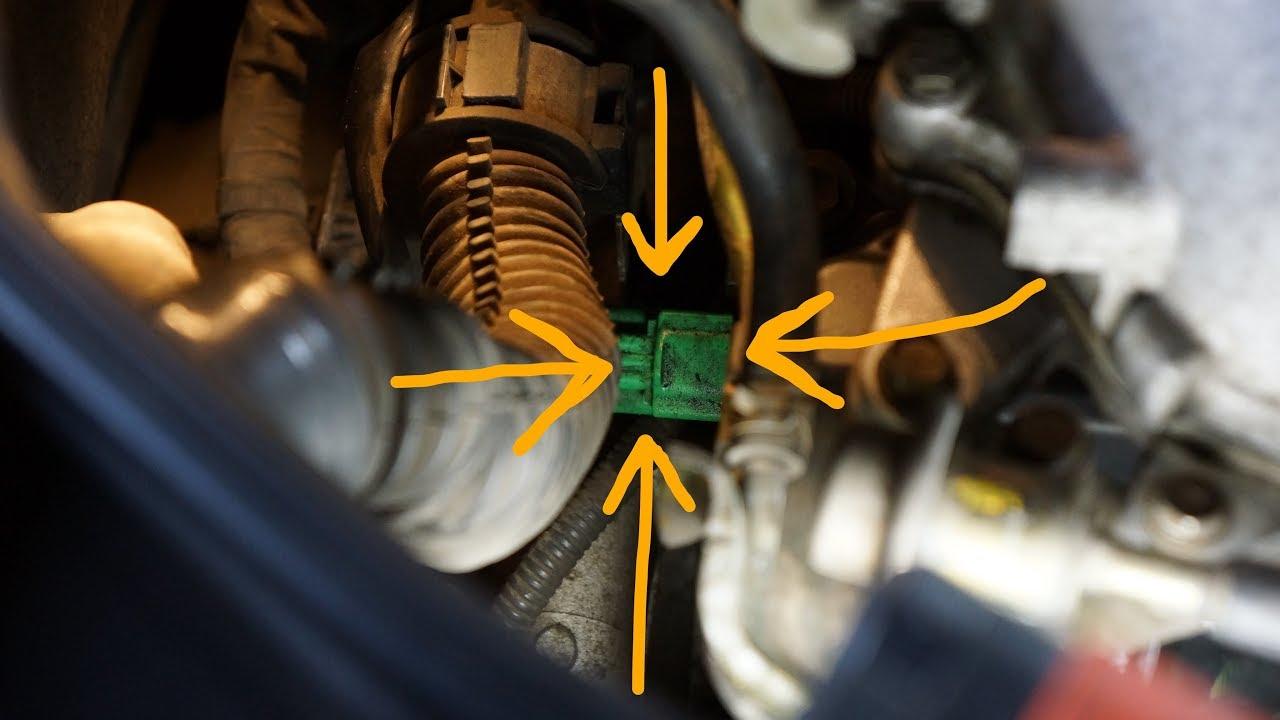 2003 nissan 350z wiring diagram 1 light 3 switches infiniti g35 camshaft position sensor bank youtube