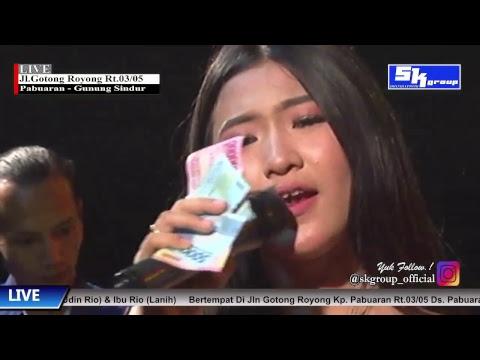 Live Streaming SK GROUP Zedag Zedug Edisi Pabuaran Gng Sindur - Rabu, 6 Maret 2019.