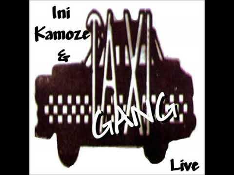 Sly & Robbie Live 86 Vol 1 , Taxi Gang & Ini Kamoze
