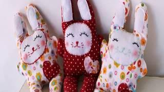 выкройки игрушек из ткани своими руками