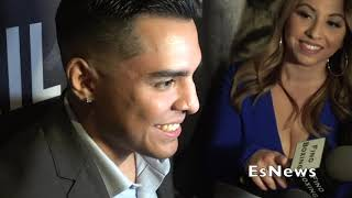 Danny Garcia Vs Adrian Granados Presser Full Of Jokes EsNews Boxing
