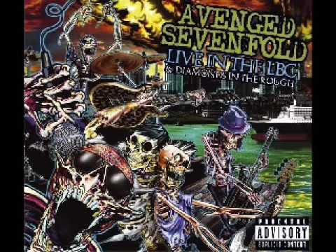 Avenged Sevenfold Girl I Know (W/Lyrics)