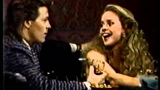 Frisco & Felicia: Early 1987, Clip 80: Dinner and Dancing Around the Issue