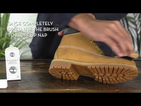How to Clean My Timberland Boots | Timberland