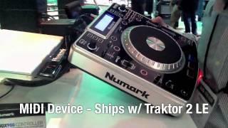 Numark NDX900 - World Premier Product Tour