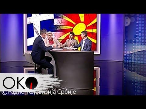 Oko: Makedonija, referendumsko otrežnjenje