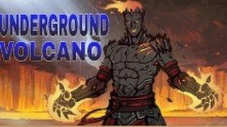 Shadow Fight 2 ALL ABOUT UNDERGROUND VOLCANO UPDATE