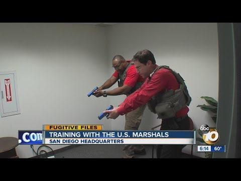 Training with the U.S. Marshals